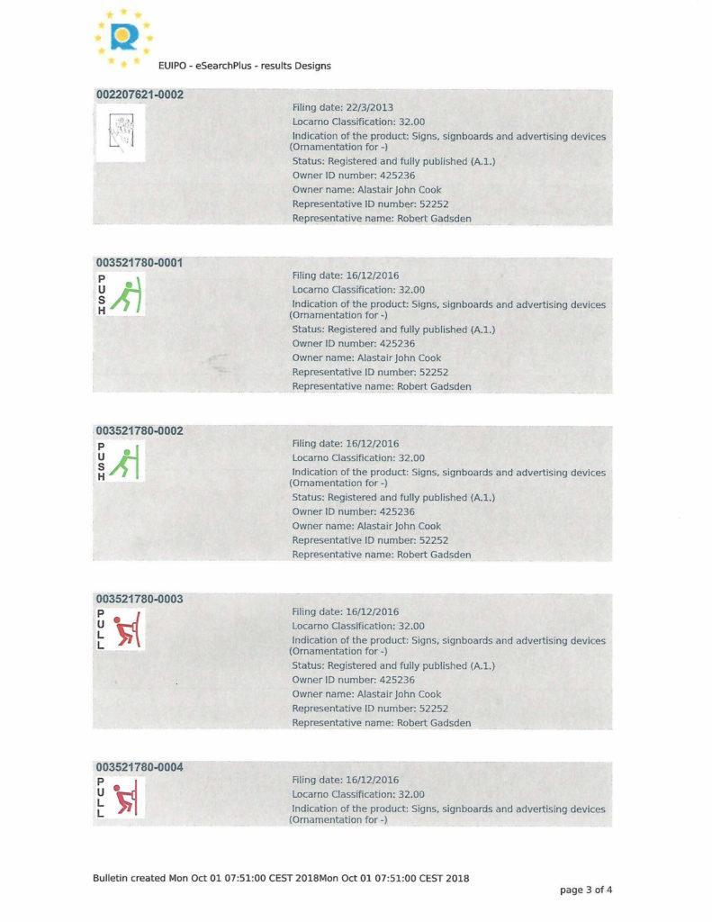 EU Registered Design 3